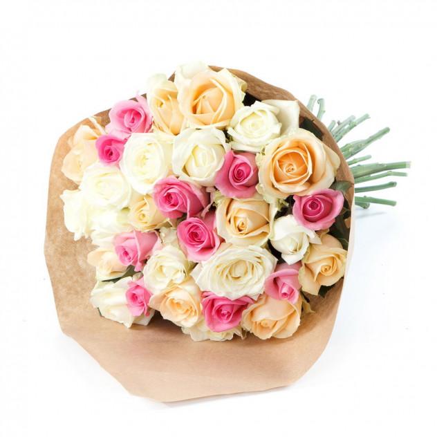 Букет из роз № 5